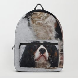 Cavalier King Charles Spaniel Backpack