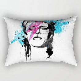Oh, Bowie Rectangular Pillow