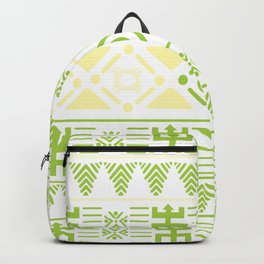Adinkra Avec Bogolan Backpack