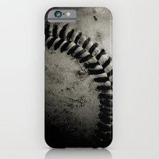 Baseball Dark iPhone 6 Slim Case