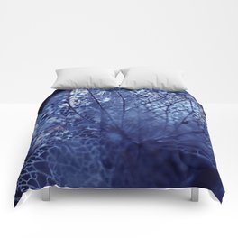 Disintegration in Blue Comforters