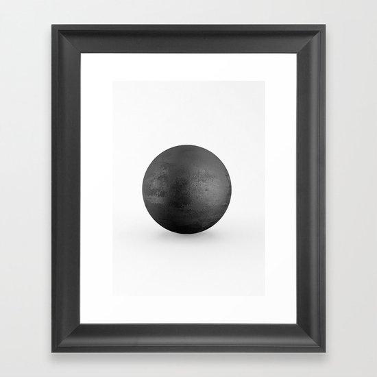 1 Framed Art Print