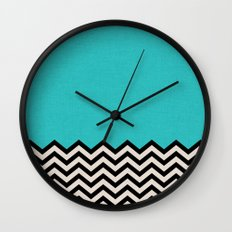 Follow the Sky Wall Clock