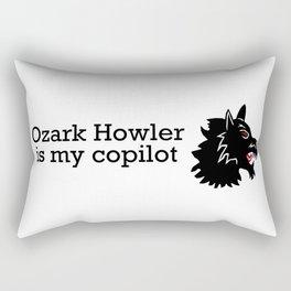 Ozark Howler Head Rectangular Pillow