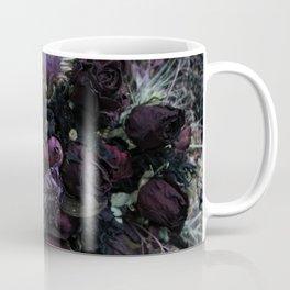 Dried Moody Flowers Coffee Mug