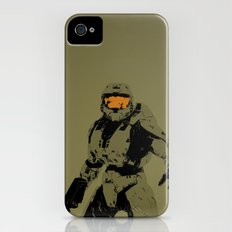 Master Chief Redux iPhone (4, 4s) Slim Case