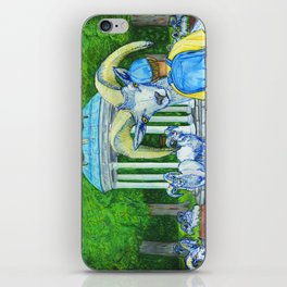 Locals Only  - Chapel Hill, NC iPhone Skin