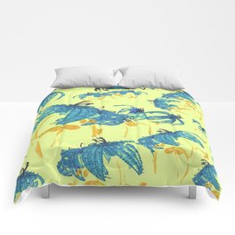 Giallo Comforters