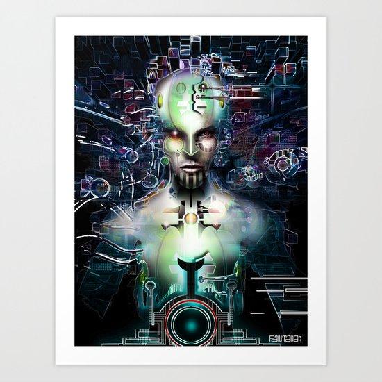 Evolve 2 Art Print