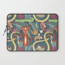 Rain forest animals 003 Laptop Sleeve