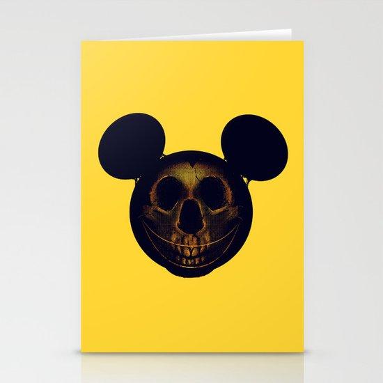 Mickey Stationery Cards