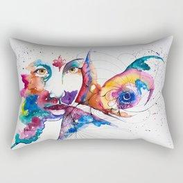 Ode to the Muse Rectangular Pillow