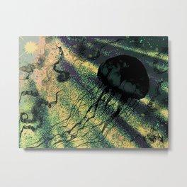 jellyspore Metal Print