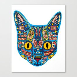 Abra Catabra Canvas Print