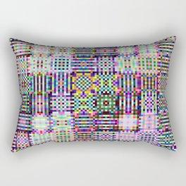 "11 × (n × Sin(j)^2 + k × sin(i)^2) × 3,939,333    [""Radicals_11""]  [SUPERZOOM] Rectangular Pillow"