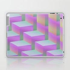 Fade Cubes II Laptop & iPad Skin