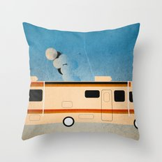 Breaking Bad - The Kitchen Throw Pillow