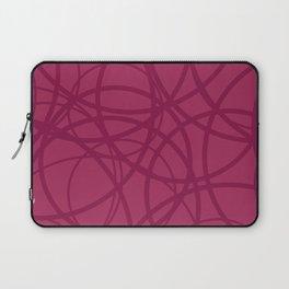 Raspberry Circus Laptop Sleeve