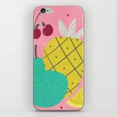 Tropical Fruits iPhone & iPod Skin