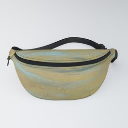 Blue and Yellow Fanny Pack