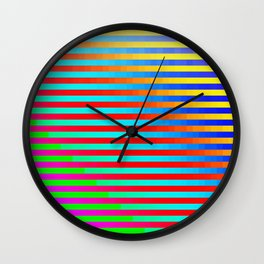 RN ON Wall Clock