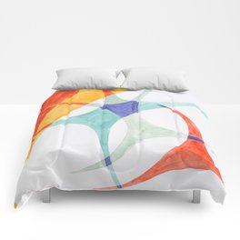 Abstract #6 Comforters