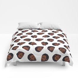 GAMBINO   white Comforters