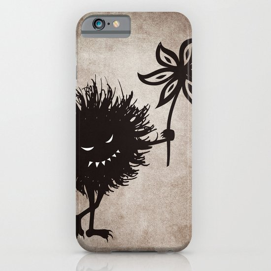 Evil Bug Gives Flower iPhone & iPod Case