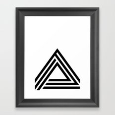 Hello VIII Framed Art Print