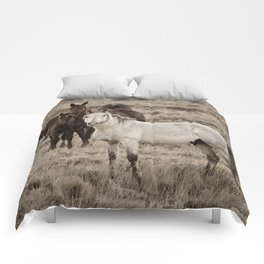 Cautious Comforters