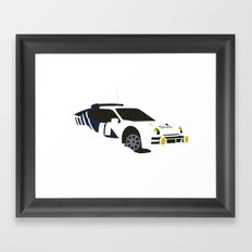RS 200 Framed Art Print