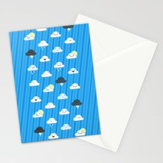 Forecast Feelings Stationery Cards