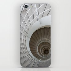 the spiral (architecture) iPhone & iPod Skin