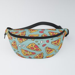 Funny pizza pattern Fanny Pack