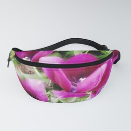 Tulips of Abbotsford Fanny Pack