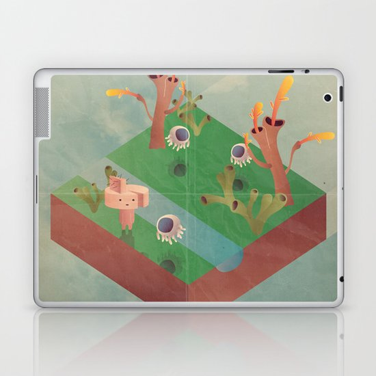 a r c a d i a Laptop & iPad Skin