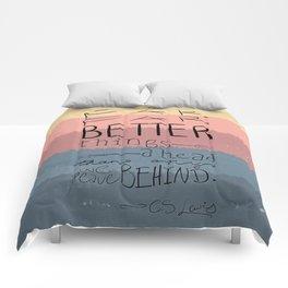 Far Better Things Comforters