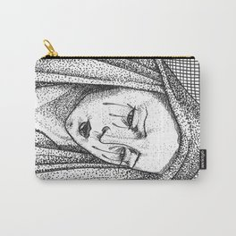 Crying Virgin Carry-All Pouch