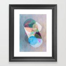 Graphic 117 X Framed Art Print