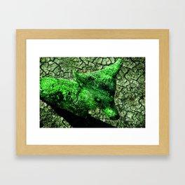 Lawn Gaurdian Framed Art Print