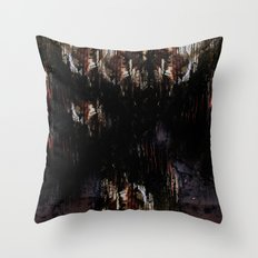 The Darkest Hours Throw Pillow