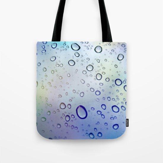 The Raindrops Tote Bag