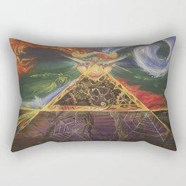 Wyrd Sister Rectangular Pillow