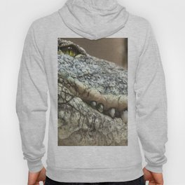 Wildlife Collection: Crocodile Hoody