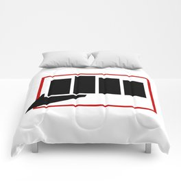 All Valley Karate Kid Championship Comforters