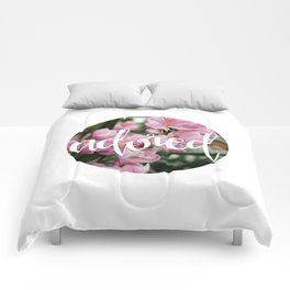 Adored - Botanical     The Dot Collection Comforters