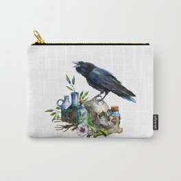 Raven Magick Carry-All Pouch