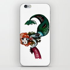 Creature of the sea iPhone & iPod Skin