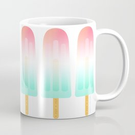 Pop, pop, pop my popsicle by Sarah van Ours / SarahvanOurs Coffee Mug