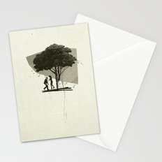 (Down By The) Family Tree | Collage Stationery Cards